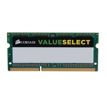 Памет 8GB DDR3 1600MHZ SODIMM, Corsair CMSO8GX3M1A1600C11, 1.5V image