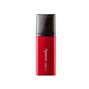 Памет 32GB USB Flash Drive, Apacer AH25B, USB 3.1, червена image