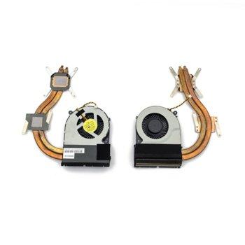 Fan&Heatsink Toshiba Satellite C50-A C55-A product