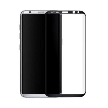 Стъклен протектор за Samsung Galaxy S9 Plus, черен product