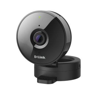 IP камера D-Link DCS-936, 1 Mpix(1280x720@30FPS), 2,4mm обектив, H.264/MJPEG, IR осветеност, вътрешна, Wi-Fi, USB image