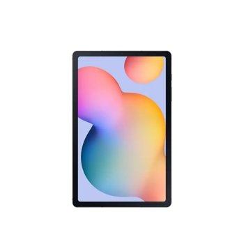 "Таблет Samsung SM-P615 TAB S6 Lite LTE (SM-P615NZAABGL)(сив) LTE, 10.4"" (26.42 cm) WUXGA+ дисплей, осемядрен Exynos 9611 2.3 GHz, 4GB, 64GB Flash памет + microSD слот, 8.0 & 5.0, MPix камера, Android, 467 kg  image"