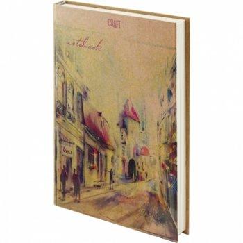 Тетрадка Spree Kraft 7, формат А5, офсетова хартия, 144 листа, шита image