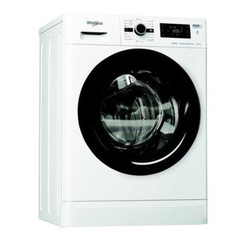 Пералня със сушилня Whirlpool FWDG 861483 WBV, A, пералня 8кг / 6 кг сушене, 1400 обороти в мин, 14 програми, свободностояща, 60см ширина, FRESHCARE+, бял image