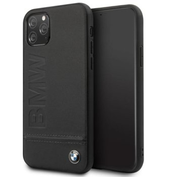 BMW Leather iPhone 11 black BMHCN61LLSB product