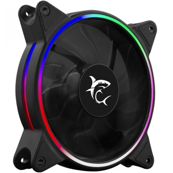Вентилатор 120mm, SBOX GRAVITY, Molex, 1100 rpm, RGB подсветка image