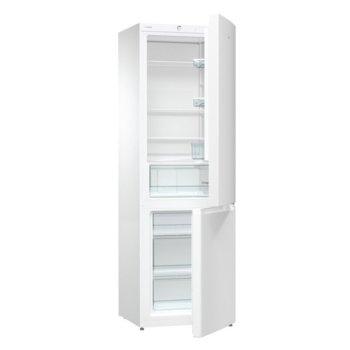 Хладилник с фризер Gorenje RK612PW4, клас A++, 326 л. общ обем, свободностоящ, 232 kWh/годишно, FrostLess, CrispZone, бял image