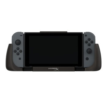Докинг станция Kingston HyperX ChargePlay Clutch (HX-CPCS-U), за Nintendo Switch, черна image