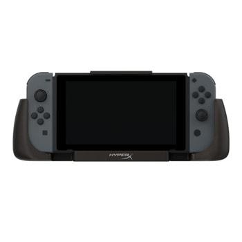 Докинг станция Kingston HyperX ChargePlay Clutch (HX-CPCS-U), за Nintendo Switch, черна image