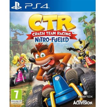 Игра за конзола Crash Team Racing Nitro-Fueled, за PS4 image