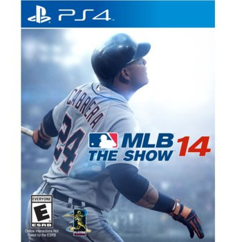 MLB: The Show 14 product