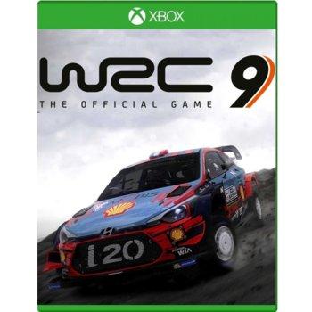 Игра за конзола WRC 9, за Xbox One image