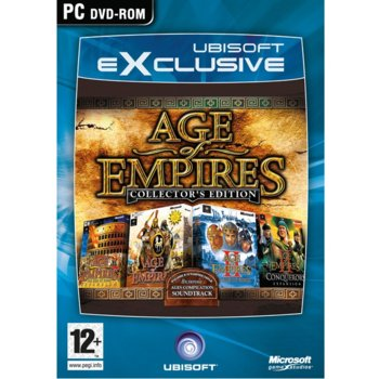 Age of Empires Collector Edition product