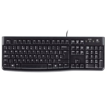 Logitech Keyboard K120 Retail product