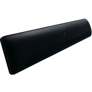 Подложка за китки Razer Ergonomic Keyboard Rest Standard Leatherette (RC21-01470200-R3M1), черна image