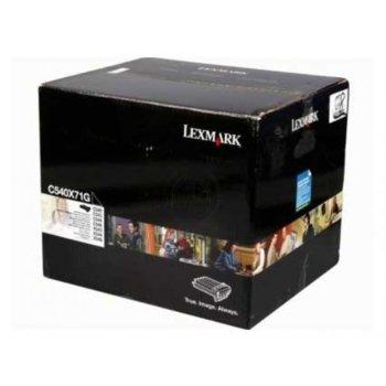 Imagine кит за Lexmark C54x, X54x series - PN: C540X71G - Black - заб.: 30 000k image