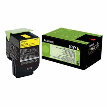 Lexmark 80C20Y0 Yellow product