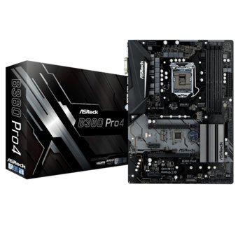 Дънна платка ASRock B360 PRO4 2 years product
