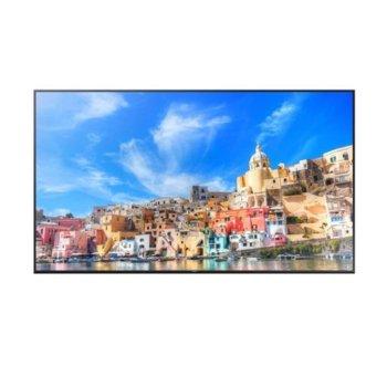 """Публичен дисплей Samsung QM85F, 85"""" (215.9 cm) Ultra HD LED BLU дисплей, HDMI, Displey Port, DVI, USB, AUX, RS232, RJ-45 image"""
