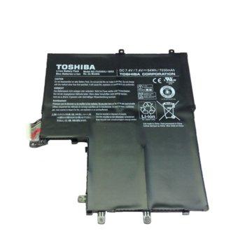 Батерия (оригинална) за лаптоп Toshiba Satellite U800W/U840W/U845W, 4cell, 7.4V, 7030mAh   image