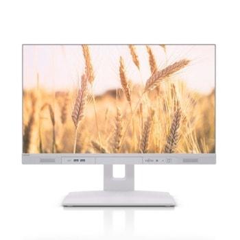 "All In One компютър Fujitsu Esprimo K5010/24 (FUJ-PC-K5010-I7-10700T), осемядрен Comet Lake Intel Core i7-10700T 2.0/4.5 GHz, 23.8"" (60.45 cm) Full HD Anti-Glare Display, (DP), 8GB DDR4, 256GB SSD, No OS image"