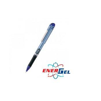 Ролер Pentel Energel BLN15, син цвят на писане, дебелина на линията 0.7 mm, гел, син, цената е за 1бр. (продава се в опаковка от 12бр.) image