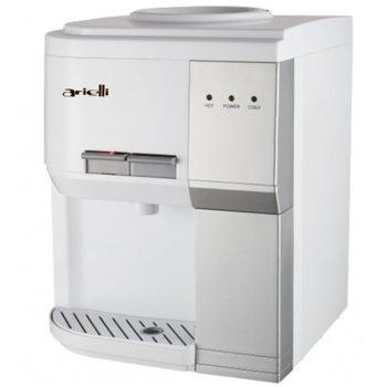 Диспенсър за вода Arielli AWD-183A, бутон за топла вода със защита, защита против прегряване, бял image