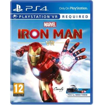 Игра за конзола Marvel's Iron Man, за PS4 VR image
