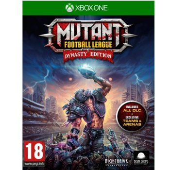 Игра за конзола Mutant Football League: Dynasty Edition, за Xbox One image