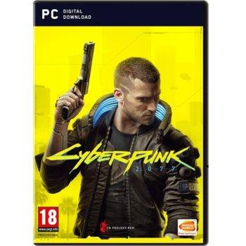 Игра Cyberpunk 2077, за PC image