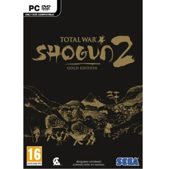 Total War: Shogun 2 - Gold Edition, за PC product