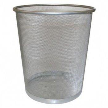 Кошче за отпадъци, 12L, сиво image