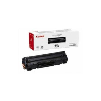 КАСЕТА ЗА Canon i-SENSYS MF211/MF212W/MF216N/MF217W/MF226DN/MF229DW - P№ CRG-737 - CR9435B002AA - Заб.: 2400k image