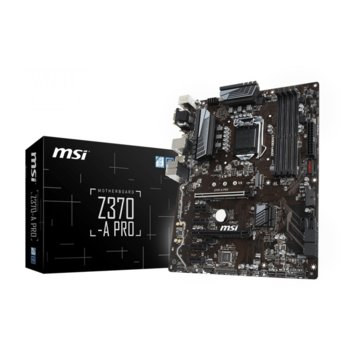 MSI Z370-A PRO product