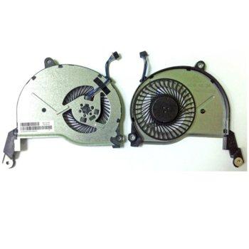 Вентилатор за лаптоп HP съвместим с Pavilion 14-N, 14Z-N, 15-N image