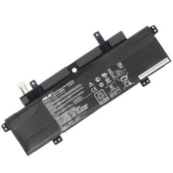 Батерия (оригинална) за лаптоп Asus, съвместима с ASUS C300 Chromebook/C300MA/C300MA-DB01, 11.4V, 4200mAh image