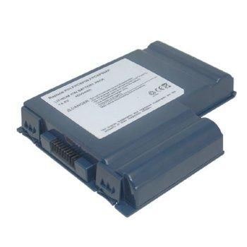 Батерия (оригинална) за лаптоп Fujitsu, съвместима с LifeBook series, 8-cell, 14.4V, 3800mAh image