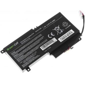 Батерия (заместител) за лаптоп Toshiba, съвместима с L40-A/L50-A/P50-A/P50t/L55/L55t/S40-A/S40t/S50-A/S55t, 14.4V, 43Wh image