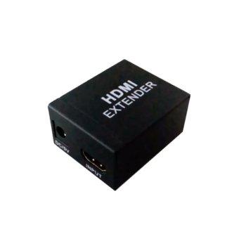 KVM Екстендър HDMI40M, от 1x HDMI(ж) към 1x HDMI(ж), до 40м, до 1920 x 1080 разолюция, 3D поддръжка, 1 устройство image