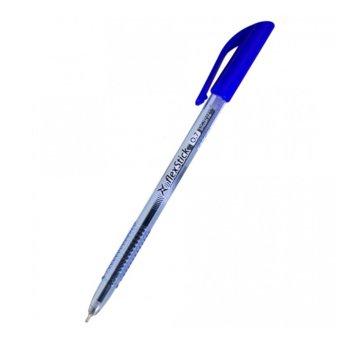 Химикал FlexOffice Gelb08 Flex Stick син, синьо гел мастило, 0.7 mm image