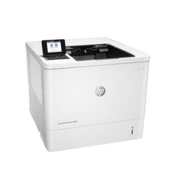 Лазерен принтер HP LaserJet Enterprise M608dn, монохромен, 1200 x 1200 dpi, 65 стр/мин, LAN1000, USB, A4  image