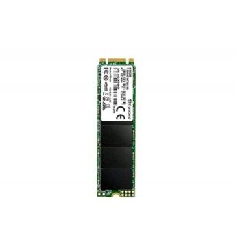 Памет SSD 960GB, Transcend 820S TS960GMTS820S, SATA 6GB/s, M.2 (2280), скорост на четене 550 MB/s, скорост на запис 500 MB/s image