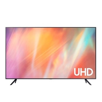 "Телевизор Samsung 43AU7172 (UE43AU7172UXXH), 43"" (109.22 cm) LED Smart TV, HDR, DVB-T2/C/S2, LAN, Wi-Fi, Bluetooth, 3x HDMI, 1x USB image"