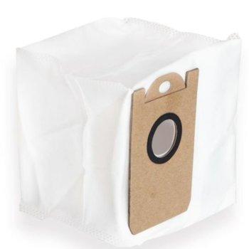 Торбичка за прахосмукачка робот модел Lenovo T1 Pro, Lenovo T1 Dust Bag QY60Z20047, 4бр image