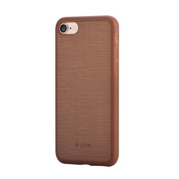 Devia Jelly Slim Leather iPhone 7 Brown DC27850 product