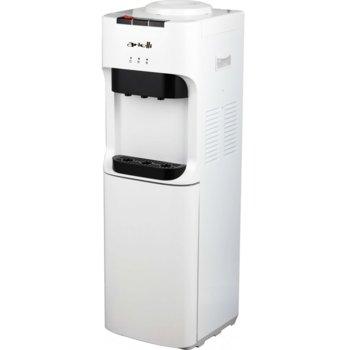 Диспенсър за вода Arielli AWD-1635S-W, бутон за топла вода, хладка вода, студена вода, 420W нагревател, бял image