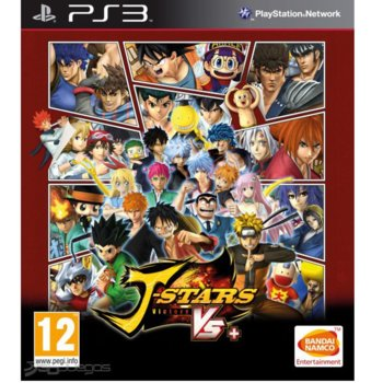 J-Stars Victory VS+ (PS3) product
