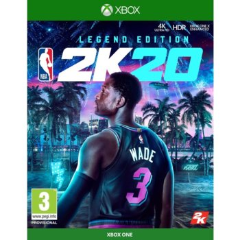NBA 2K20 Legend Edition Xbox One product