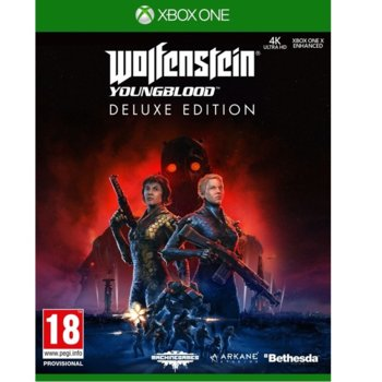 Wolfenstein: Youngblood Deluxe Edition Xbox One product