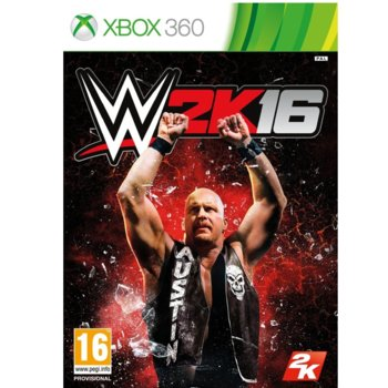 WWE 2K16 product